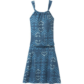 Prana Avore Kleid Damen nickel azulejos